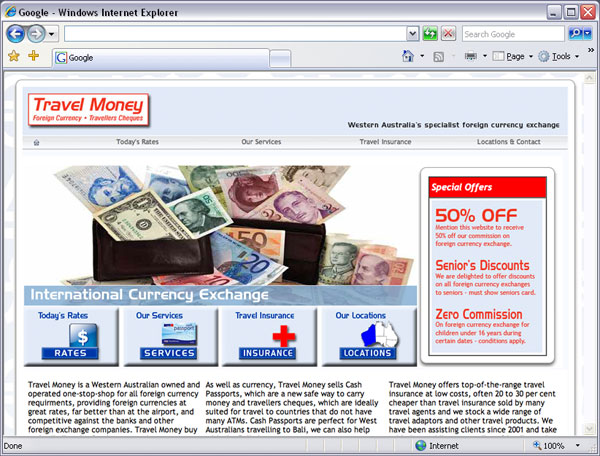 Forex webmaster tools
