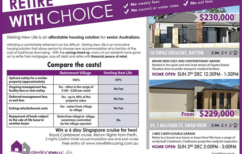 Real Estate Advertising Design Perth