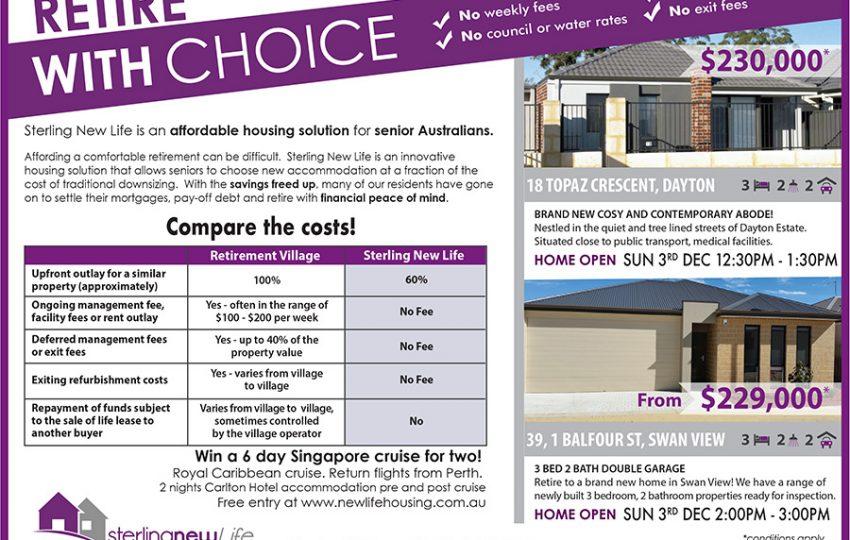 Real Estate Advertising Design Perth