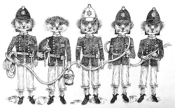 Fire Brigade Meerkats